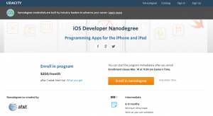 iOS Developer Nanodegree - Udacity